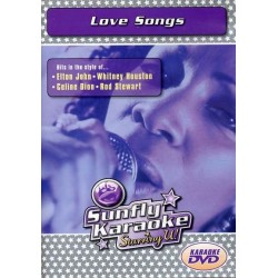 Karaoke DVD - Love Songs