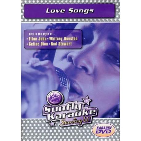 Karaoke DVD - Love Songs