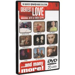 Greatest Love Songs (DVD-Kollektion)