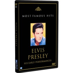 Elvis Presley - Most famous Hits (DVD)