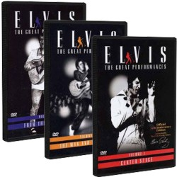 Elvis - The Great Performances BUNDLE