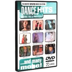 Dance Hits - Original Hits & Video Clips (DVD)