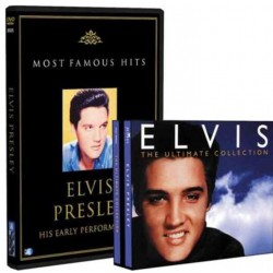 Elvis Fan-Paket (CD+DVD)